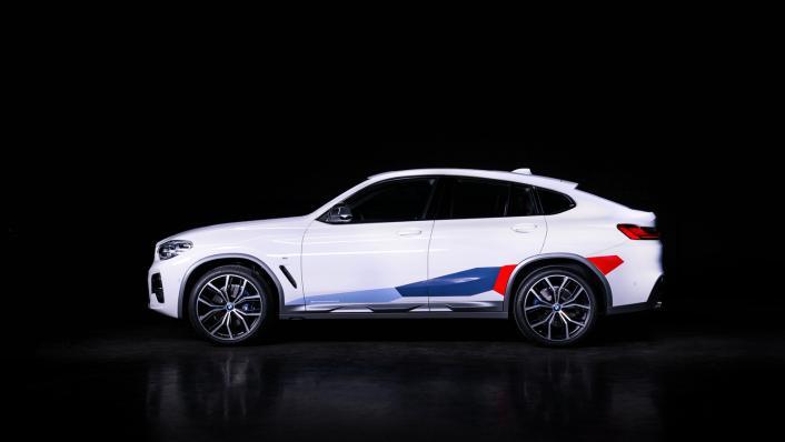 2021 BMW X4 xDrive20d M Sport X Exterior 003