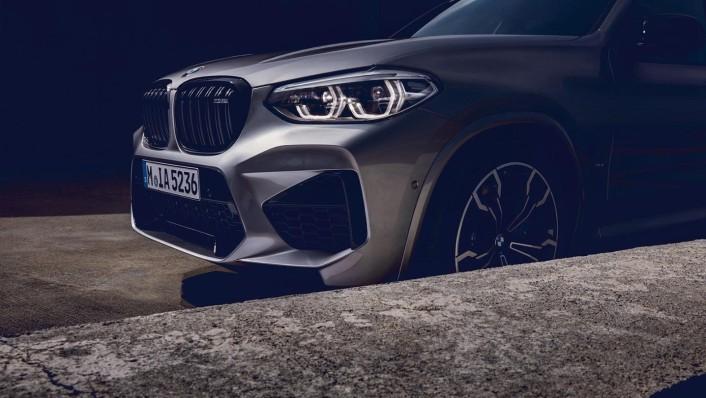 BMW X3-M 2020 Exterior 003