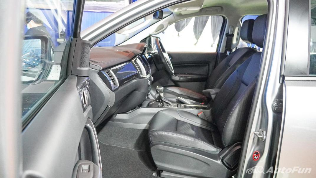 2021 Ford Everest Titanium+ Interior 018