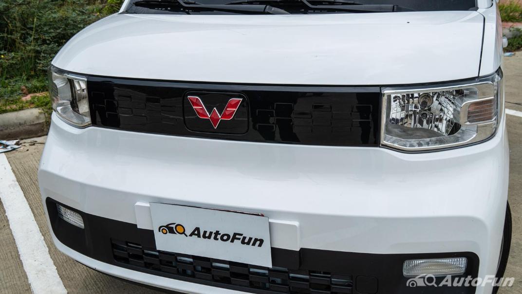 2020 Wuling Mini EV Exterior 013