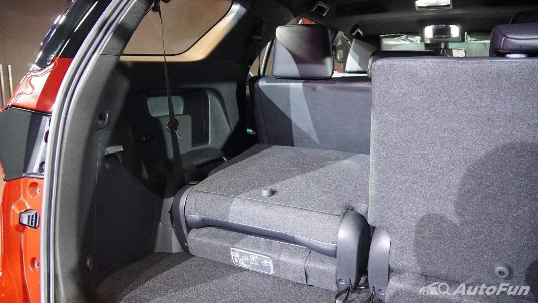 2021 Toyota Fortuner 2.8 GR Sport 4WD Interior 042