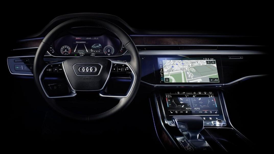 Audi A8 L 2020 Exterior 006
