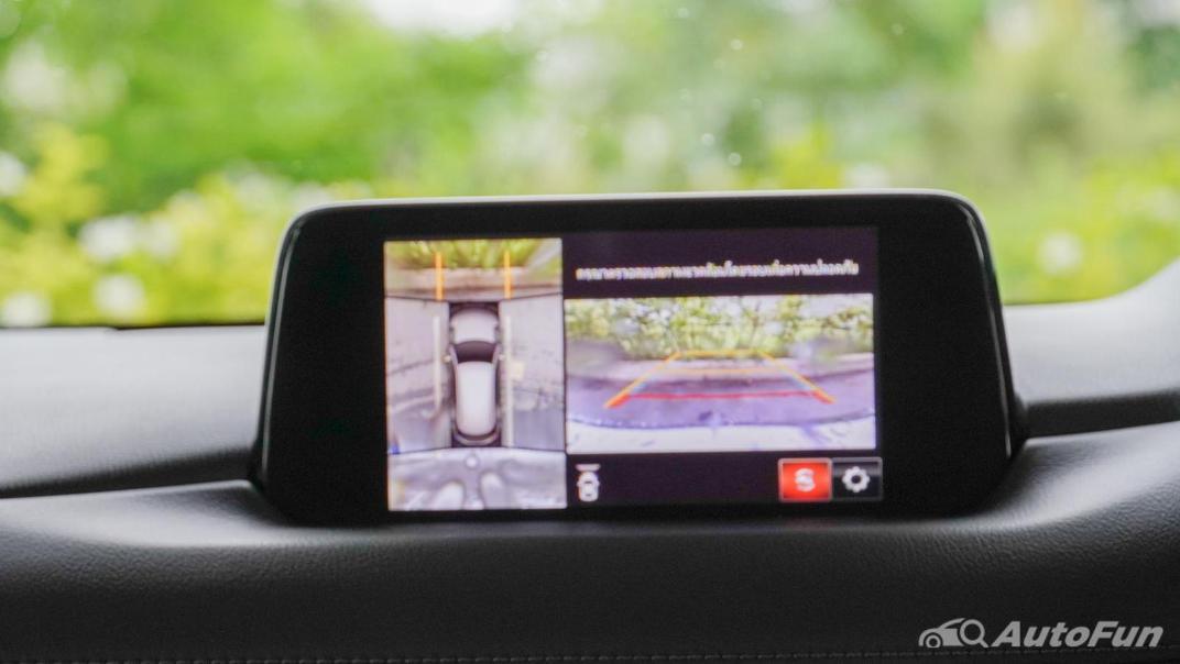 2020 Mazda CX-8 2.5 Skyactiv-G SP Interior 018
