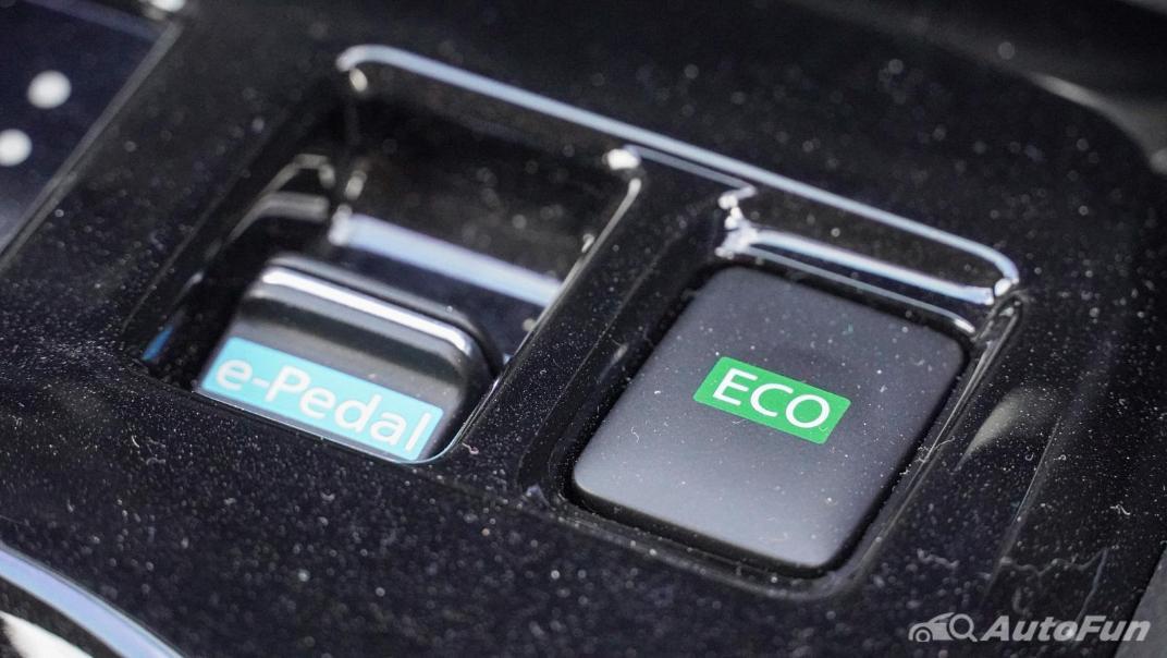 2020 Nissan Leaf Electric Interior 035