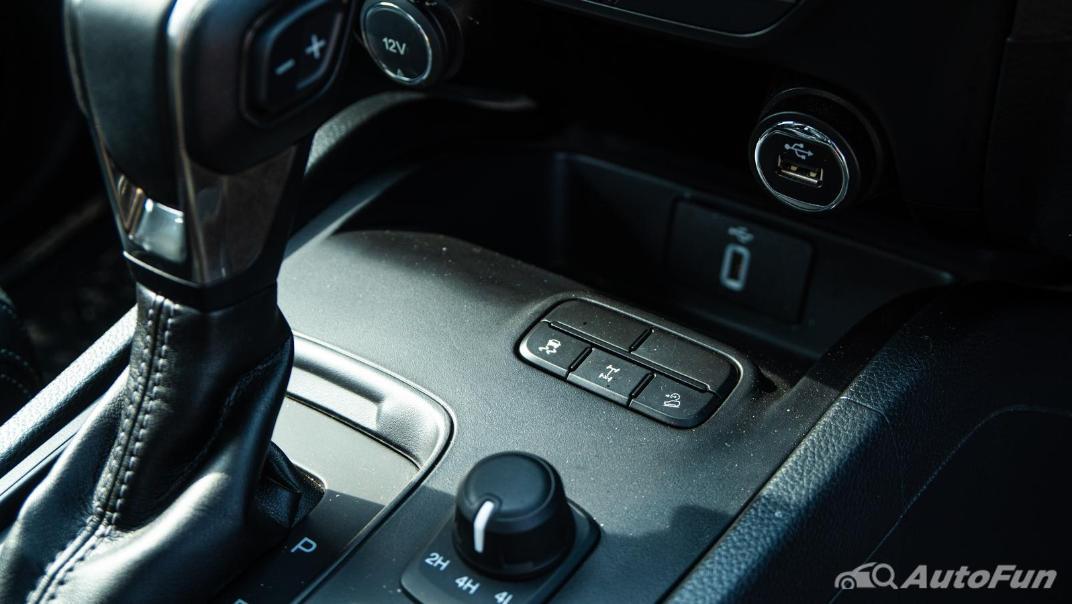 2021 Ford Ranger FX4 MAX Interior 022