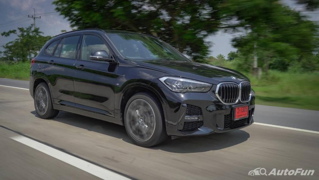 2021 BMW X1 2.0 sDrive20d M Sport Exterior 037