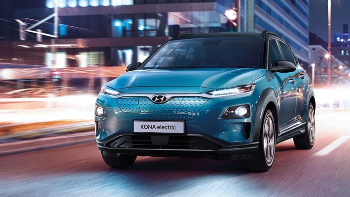 Hyundai Kona 2020 Exterior 001