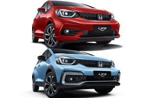 2021 Honda Jazz เปิดรุ่นแต่งแซ่บ สวยจี๊ดขยี้ใจคนจีน แต่จะสู้ City Hatchback บ้านเราได้มั้ย?