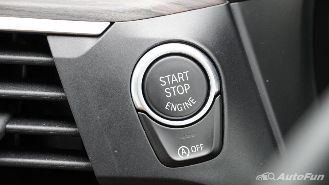 2020 2.0 BMW X3 xDrive20d M Sport Interior 015