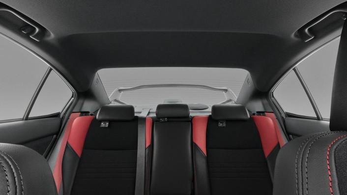 Subaru WRX-STI Public 2020 Interior 006