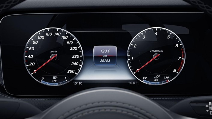 Mercedes-Benz S-Class Cabriolet 2020 Interior 005