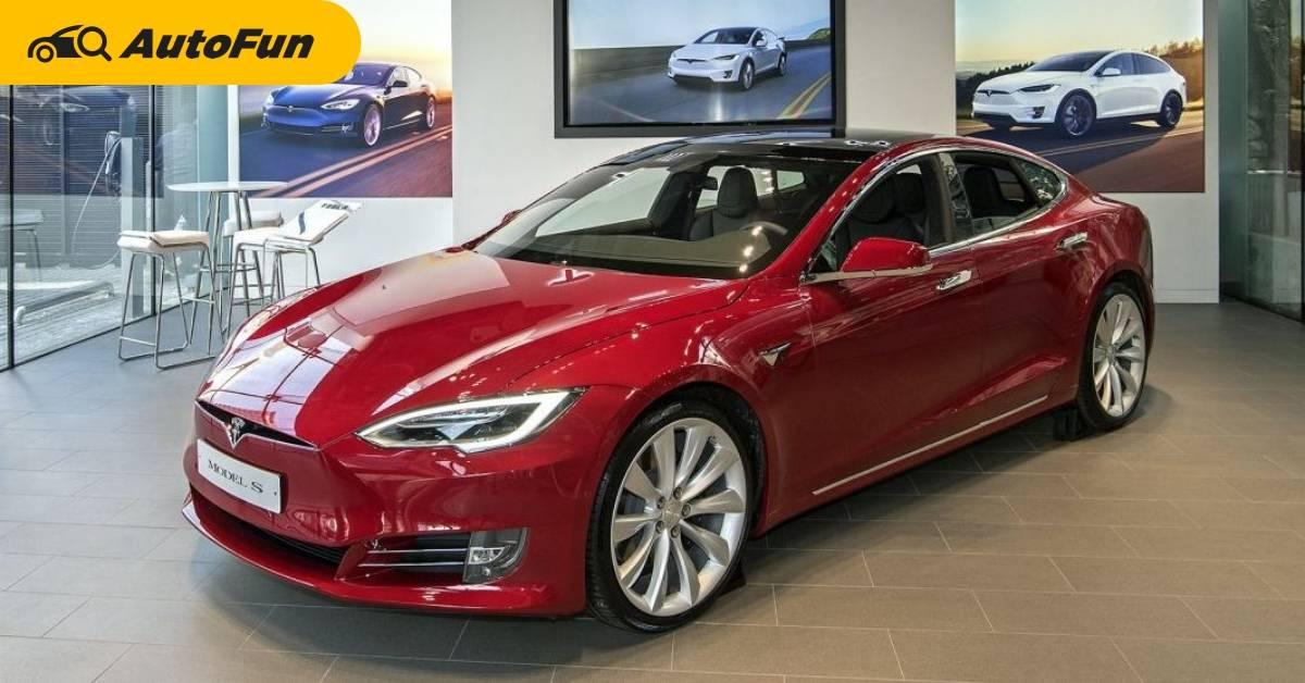 2021 Tesla Model 3 เปิดตัวมาเลฯ ราคา 3.7 ล้านบาท นำเข้าโดย Carsome แล้วไทยจะขายไหม ? 01