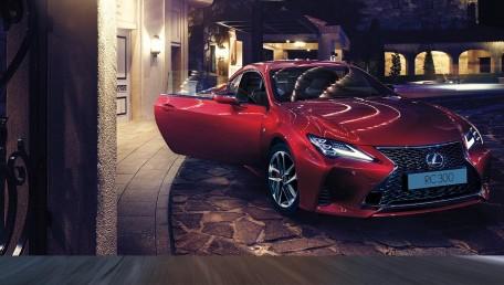 2021 Lexus RC 2.0 300 F Sport ราคารถ, รีวิว, สเปค, รูปภาพรถในประเทศไทย | AutoFun