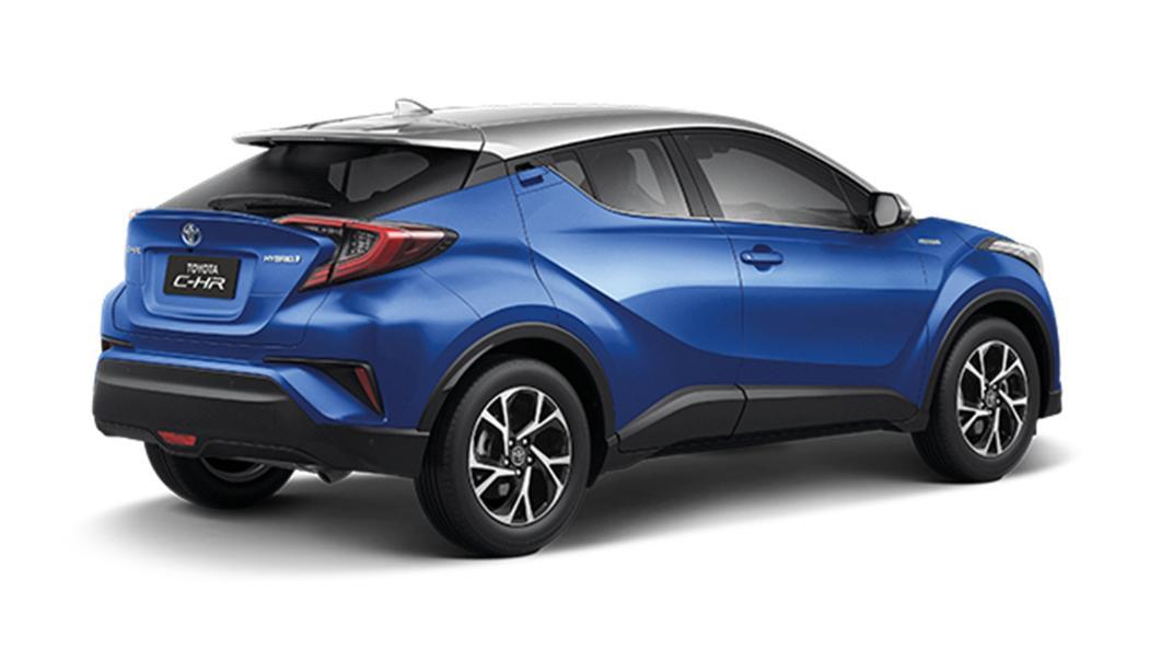 2021 Toyota C-HR Hybrid Premium Safety Exterior 025