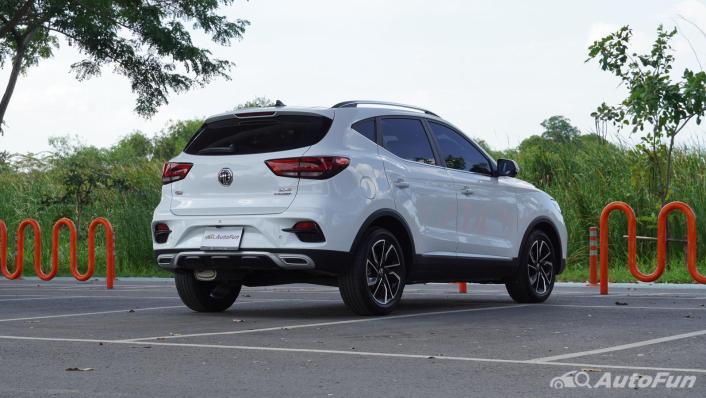 2020 MG ZS 1.5L X Plus Exterior 005