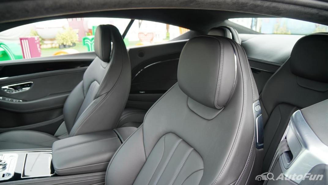 2020 Bentley Continental-GT 4.0 V8 Interior 046