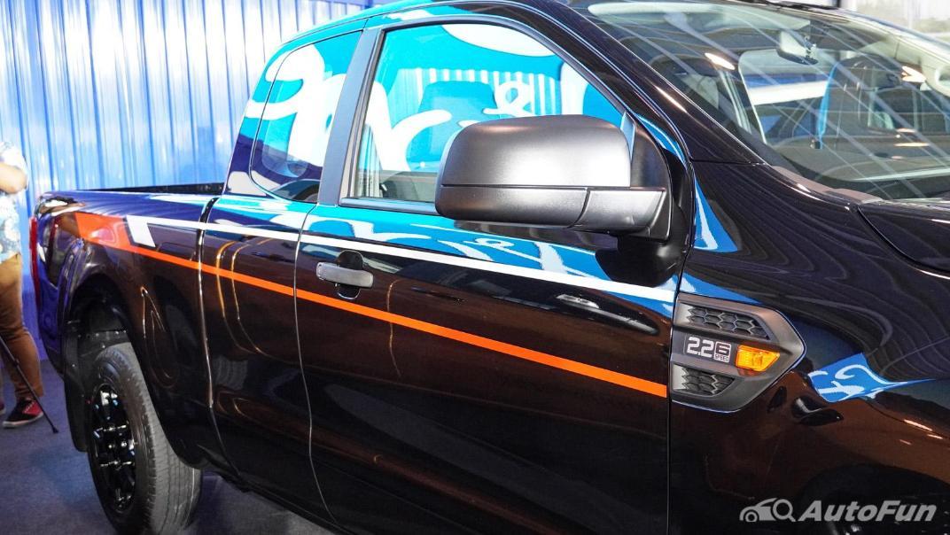 2021 Ford Ranger XL Street Exterior 018