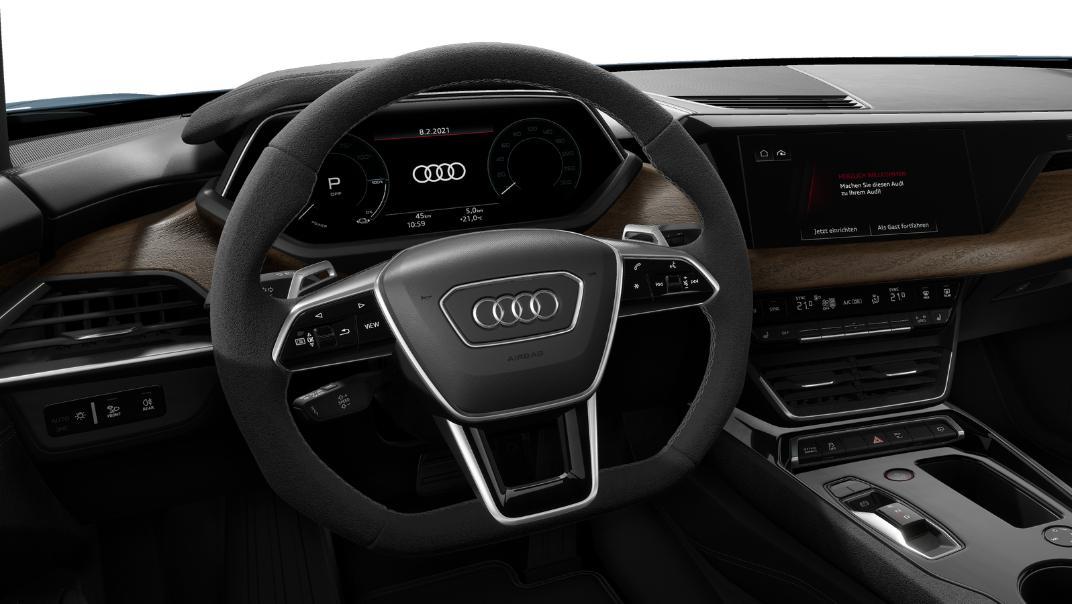 2021 Audi e-tron GT quattro Interior 003