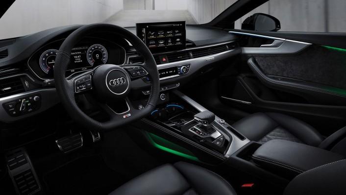 Audi A5 Sportback 2020 Interior 003