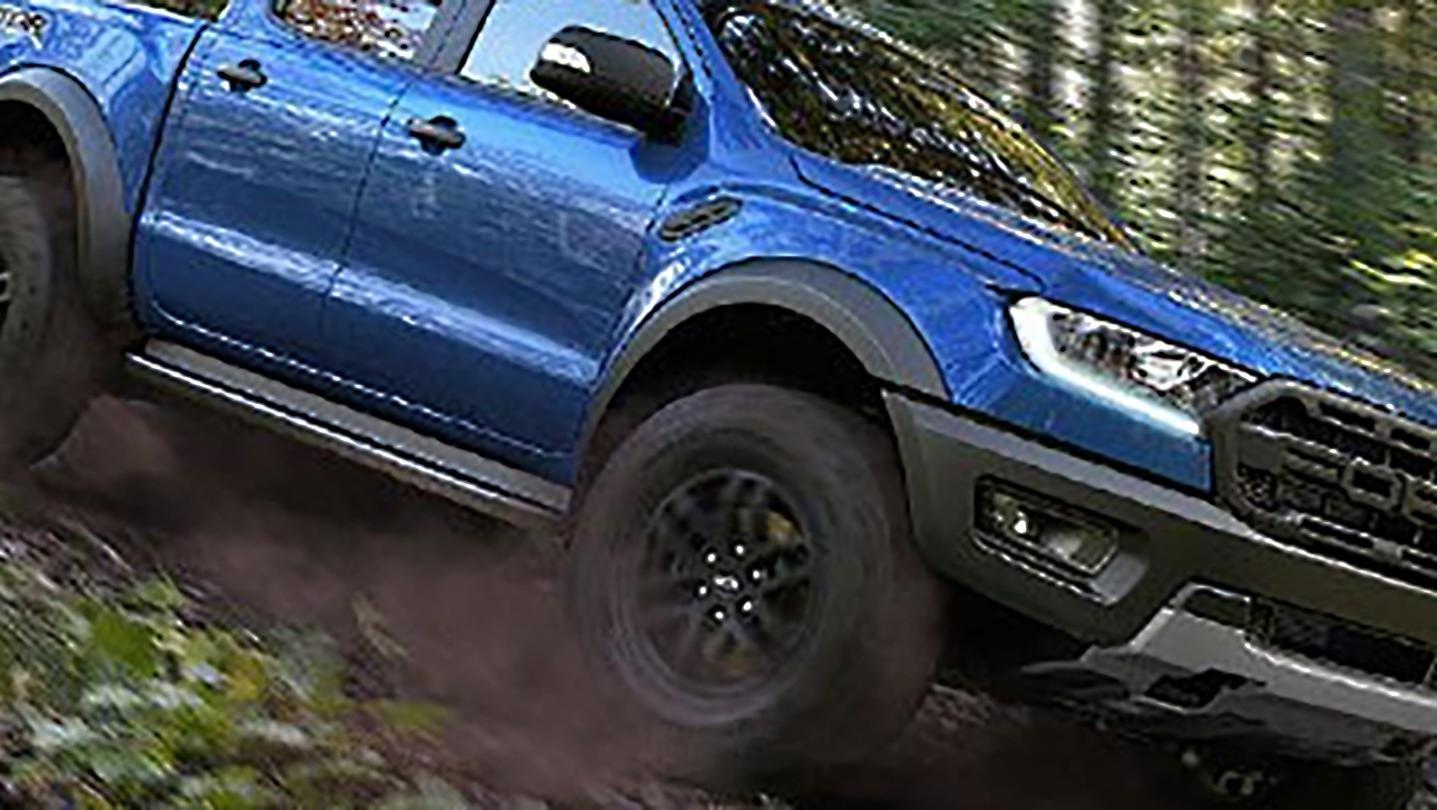Ford Ranger Raptor 2020 Exterior 005
