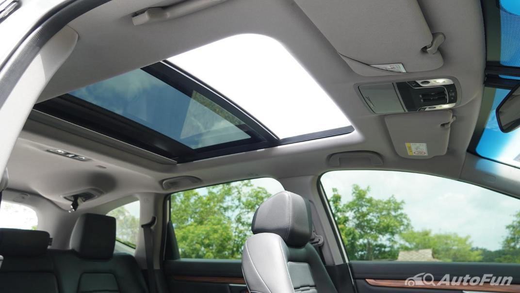 2020 Honda CR-V 2.4 ES 4WD Interior 042