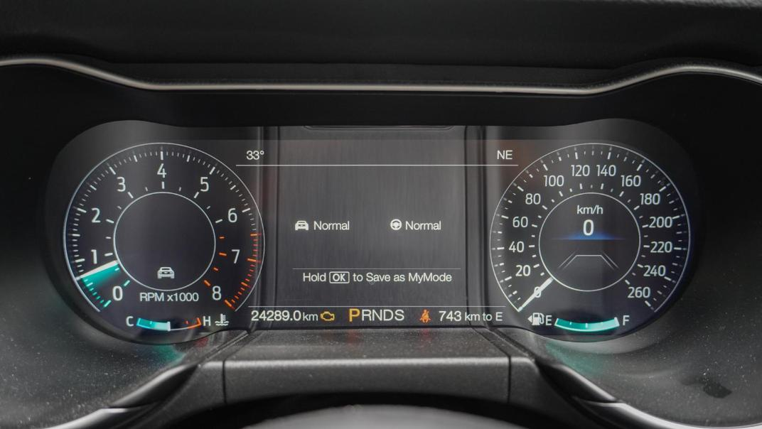 2020 Ford Mustang 2.3L EcoBoost Interior 091