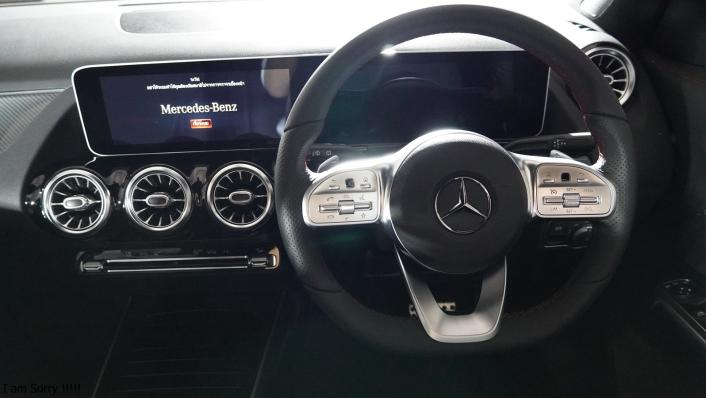 2021 Mercedes-Benz GLA-Class 200 AMG Dynamic Interior 003