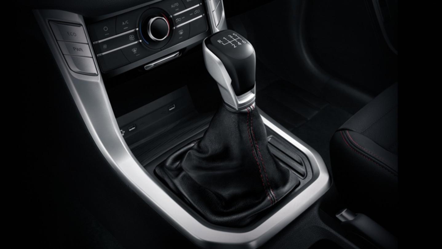 MG Extender 2020 Interior 009