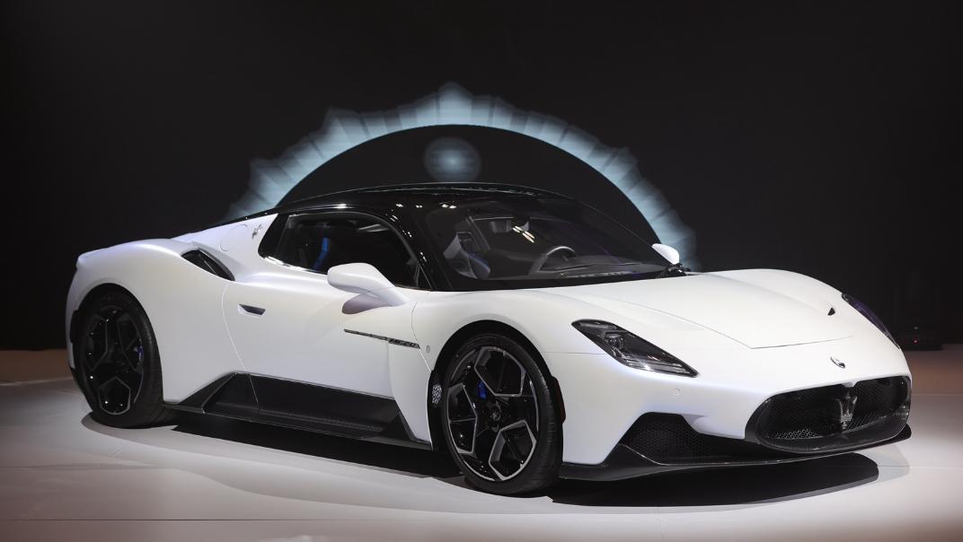 2021 Maserati MC20 Standard Exterior 003