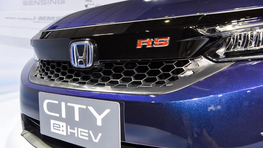 2021 Honda City e:HEV RS Exterior 055