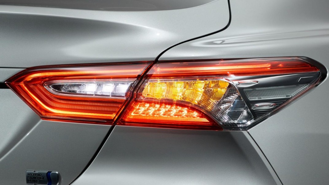 Toyota Camry 2020 Exterior 006