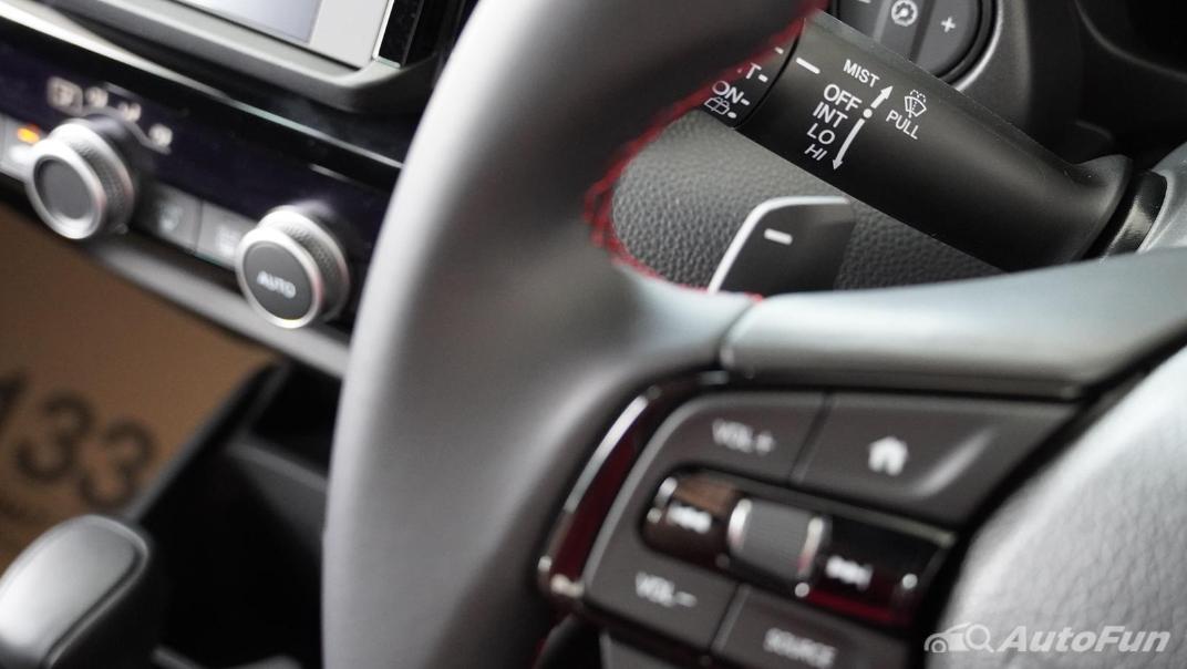2021 Honda City Hatchback e:HEV RS Interior 063