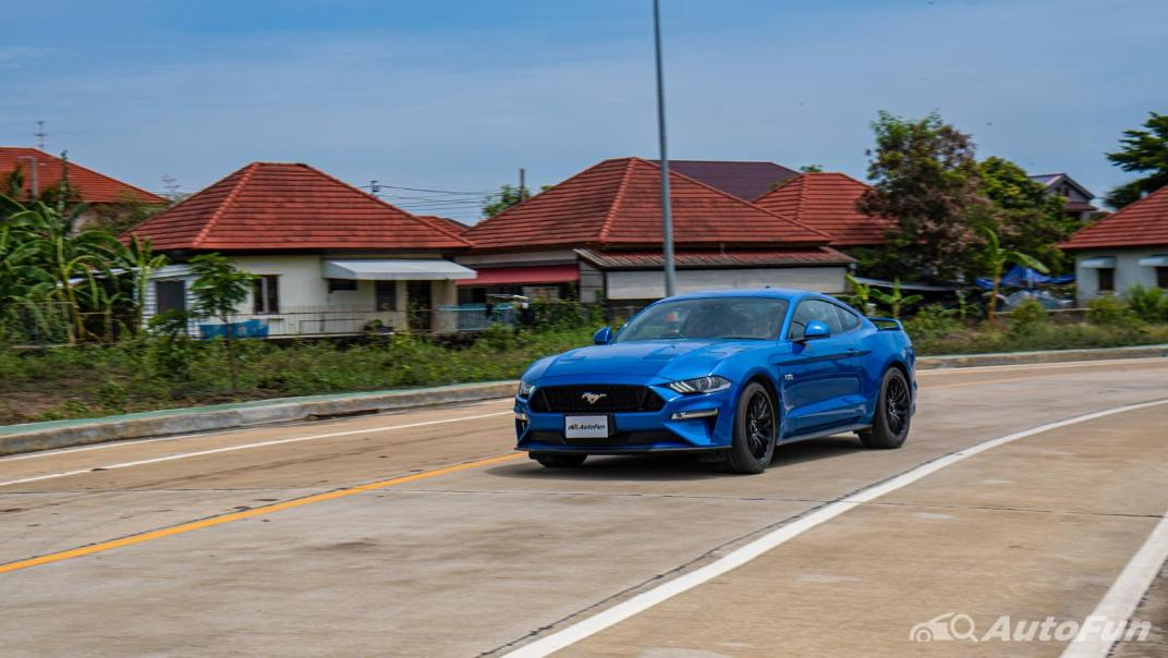 2020 Ford Mustang 5.0L GT Exterior 045