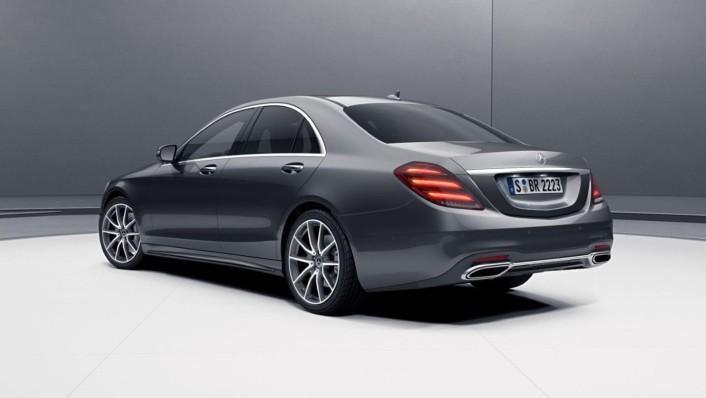 Mercedes-Benz S-Class 2020 Exterior 005