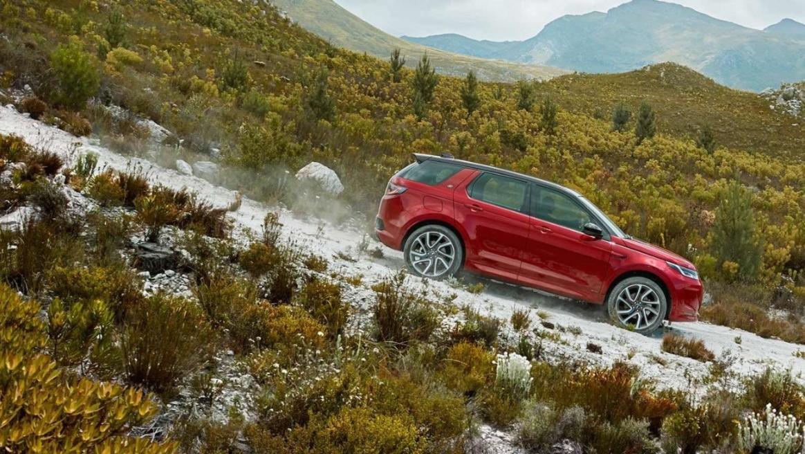 Land Rover Discovery Sport 2020 Exterior 004