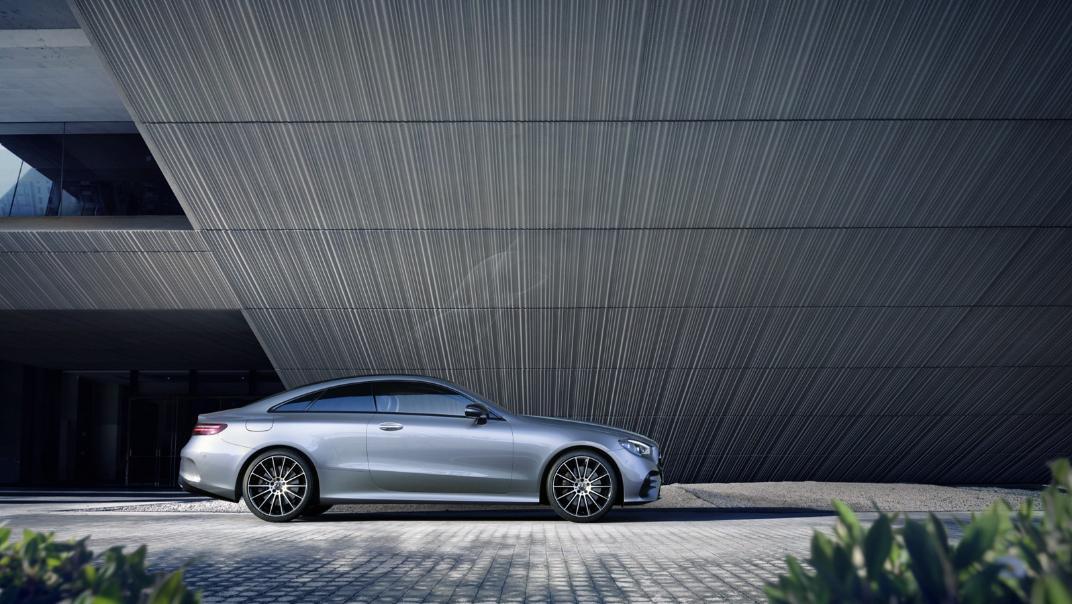2021 Mercedes-Benz E-Class Coupe E 200 AMG Dynamic Exterior 006