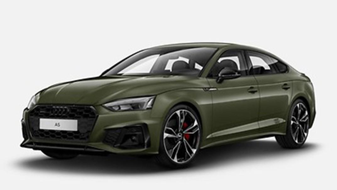 Audi A5 Sportback 2020 Exterior 003