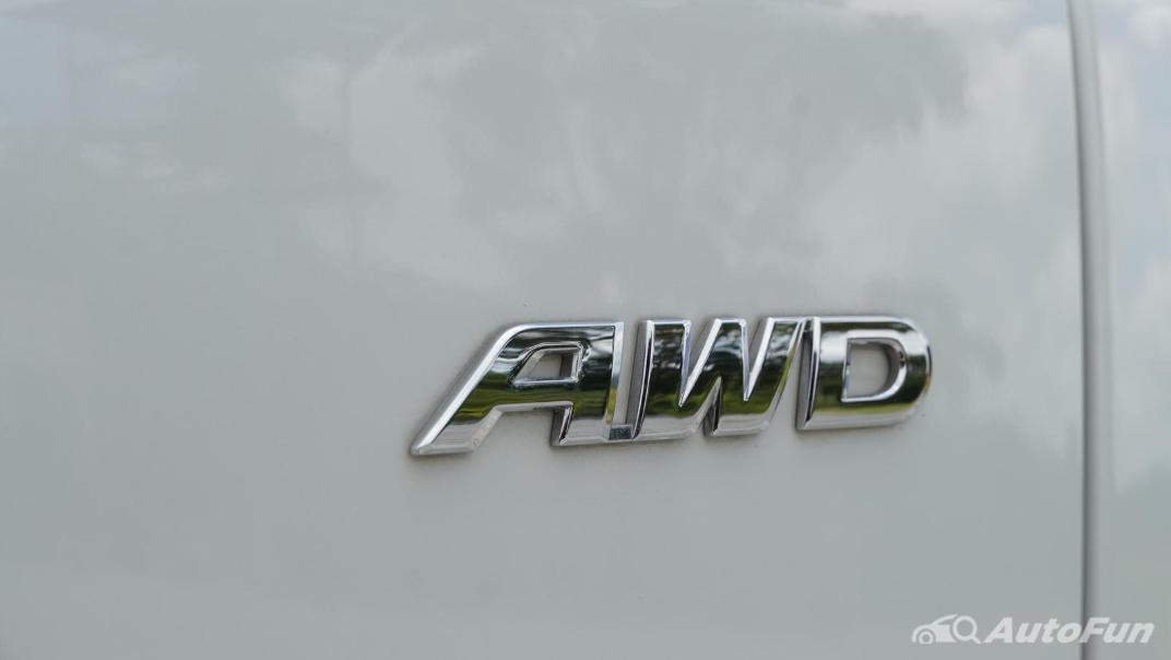 2020 Honda CR-V 2.4 ES 4WD Exterior 024