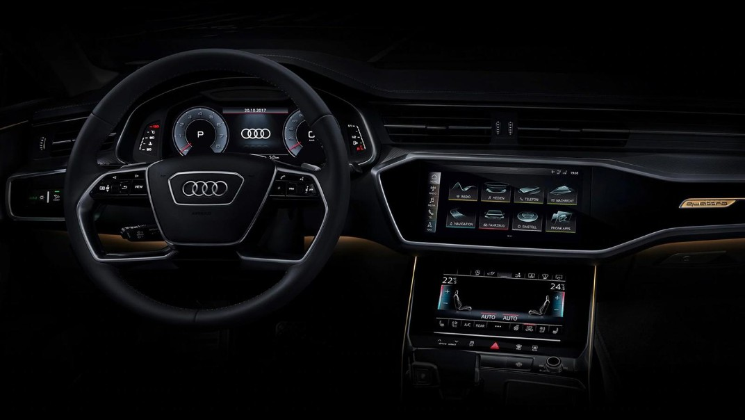 Audi A7 Sportback Public 2020 Interior 003