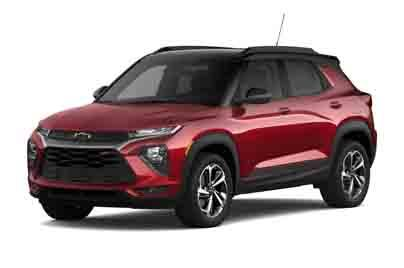 2020 Chevrolet Trailblazer 2.5L VGT LTZ 4x2 AT