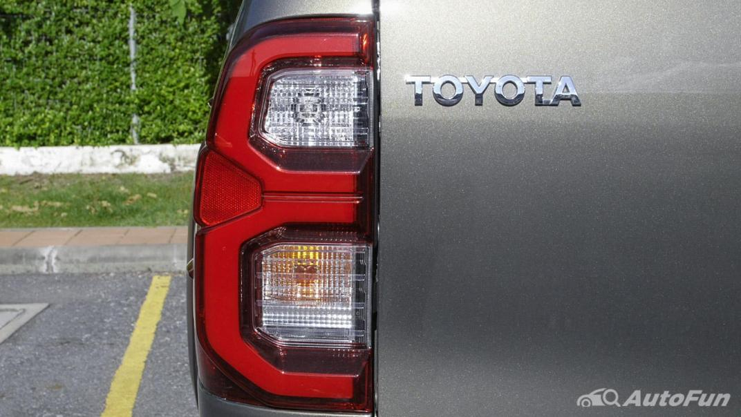 2020 Toyota Hilux Revo Double Cab 4x4 2.8High AT Exterior 030