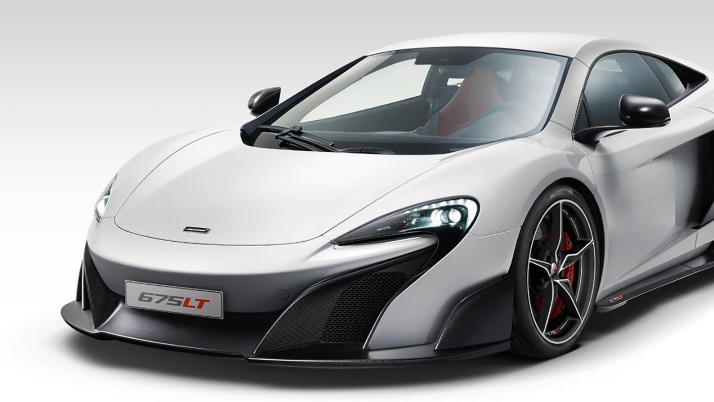 McLaren 675LT Public 2020 Exterior 007