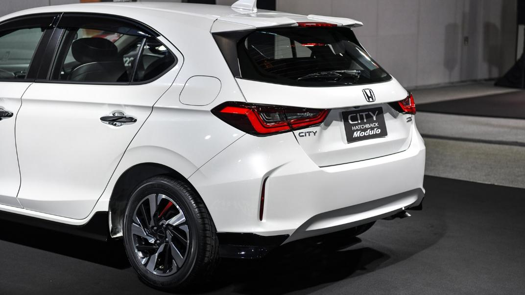 2021 Honda City Hatchback 1.0 Turbo SV Exterior 011