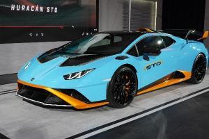 ชมคันจริงในไทย 2021 Lamborghini Huracan STO เล็ก-แรง-เบา เปิดราคา 29.99 ล้านบาท