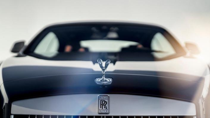 Rolls-Royce Wraith 2020 Exterior 004