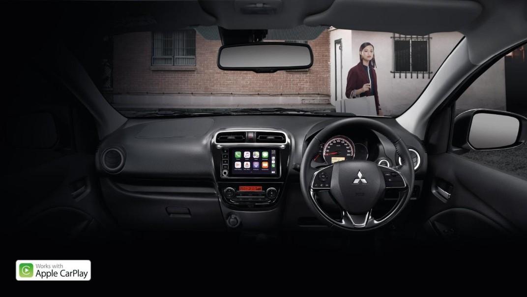 Mitsubishi Attrage 2020 Interior 001