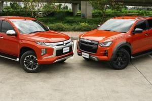แบงค์บอกต่อ Isuzu ยกสูงผ่อนเริ่มต้นเพียง 7,000 และแคมเปญดูแลลูกค้า Mitsubishi รับปี 2021