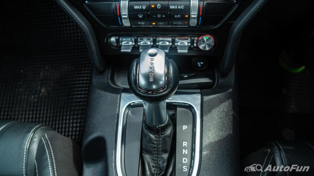 2020 Ford Mustang 5.0L GT Interior 021