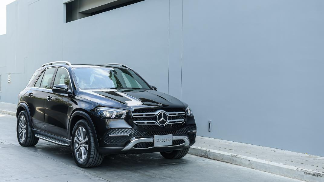 2021 Mercedes-Benz GLE-Class 350 de 4MATIC Exclusive Exterior 040