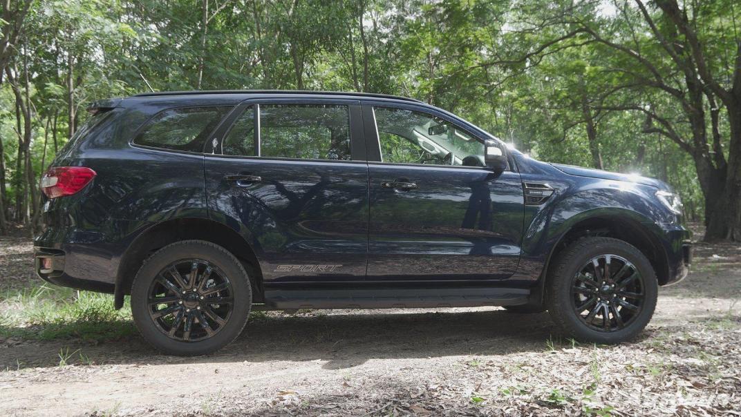 2021 Ford Everest 2.0L Turbo Titanium 4x2 10AT - SPORT Exterior 003